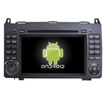 CENTRAL MULTIMÍDIA MERCEDES B200 ANDROID