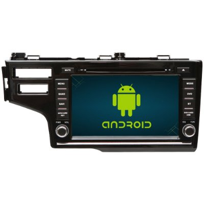 Central Multimídia Honda Fit Android