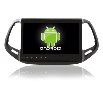 Central Multimidia Jeep Compass Android