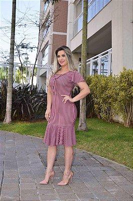 Vestido Meire - Moda Evangélica Executiva