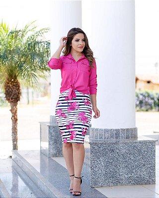 Conjunto Adriana - Moda Evangélica Executiva