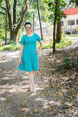 Vestido Sabrina - Moda Evangélica Executiva
