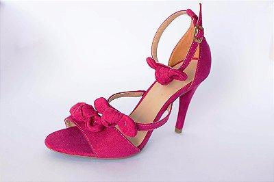 Sandália inspiração Arezzo Tiny Bows feminino orquídea – Moda Executiva e Evangélica – Amoii