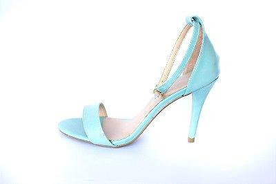 Sandália azul celeste – Moda Executiva e Evangélica – Amoii