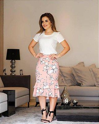 Blusa Paola - Moda Evangélica Executiva