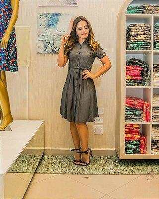 Vestido Maressa - Moda Evangélica Executiva