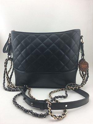 Bolsa inspired Chanel Gabrielle - Moda evangélica - Amoii
