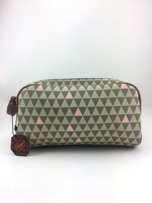Necessaire Inspired Triangle  Schutz -Moda Evangélica -Amoii