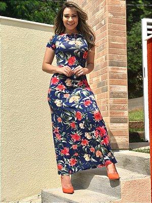 Vestido Alana - Moda Evangélica Executiva