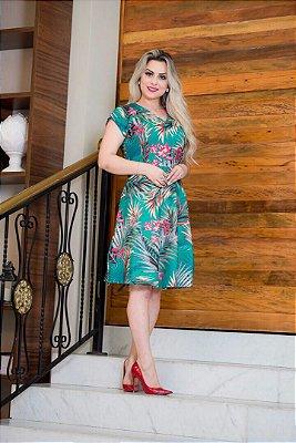 Vestido Jurema - Moda Evangélica Executiva