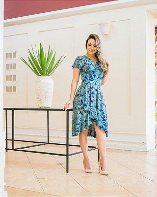 Vestido Lucia - Moda Evangélica Executiva