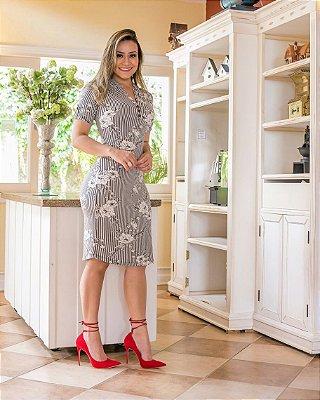 Vestido Isabelle - Moda Evangélica Executiva