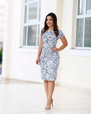 Vestido Adeane - Moda Evangélica Executiva