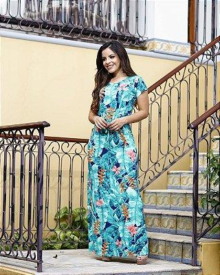Vestido Ana Clara - Moda Evangélica Executiva