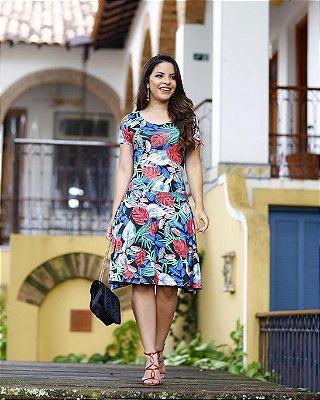 Vestido Natália - Moda Evangélica Executiva