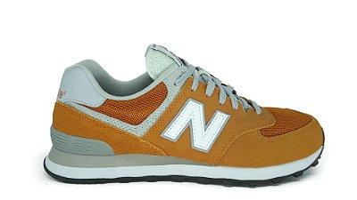 Tênis New Balance 574 Ferrugem
