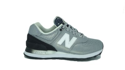 Tênis New Balance 574 Cinza