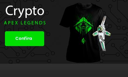 Camiseta Crypto