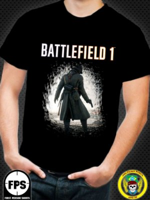 Camiseta Clan Brazilian Force BF1