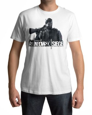 Camiseta R6 Rainbow Six Siege Smoke