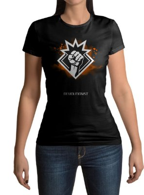 Camiseta The Division 2 Demolitionist