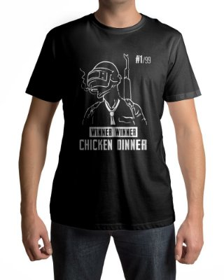 Camiseta PUBG Playerunknown's Battlegrounds First Place