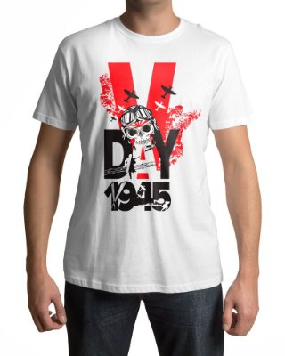 Camiseta BFV Battlefield V V-Day