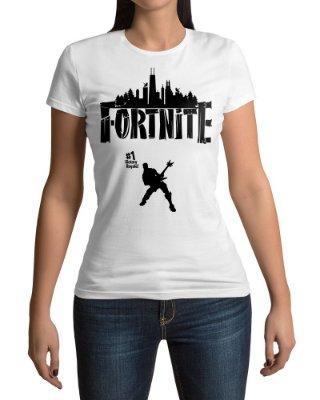Camiseta Fortnite Solta o Som