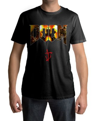 Camiseta DOOM Slayer