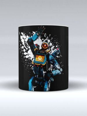 Caneca Apex Legends Pathfinder