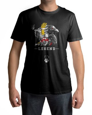 Camiseta APEX Legends Bloodhound