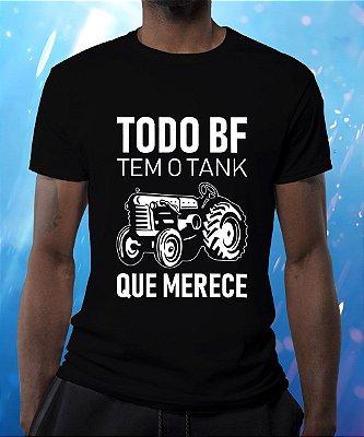 Camiseta Hinachi Todo BF Trator