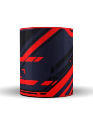 Caneca CSGO Counter-Strike Asiimov Red