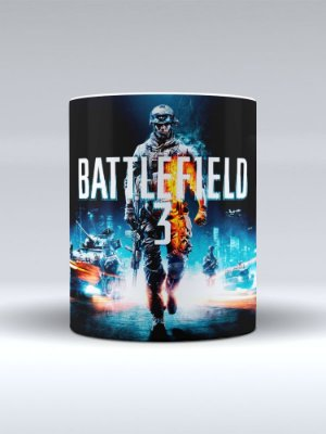 Caneca BF4 Battlefield 3