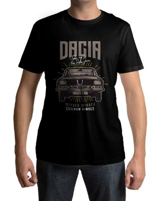 Camiseta PUBG Playerunknown's Battlegrounds Dacia