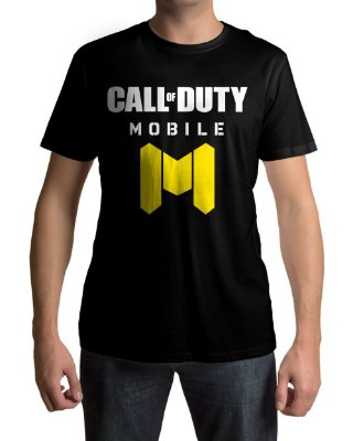 Camiseta COD Call of Duty Mobile