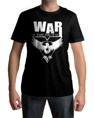 Camiseta BFV Battlefield V War in The Pacific