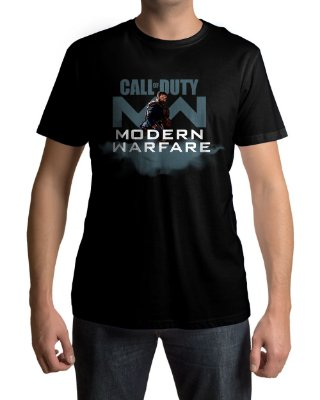Camiseta COD:MDW Call of Duty Modern Warfare