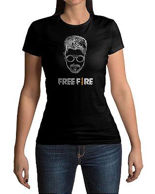 Camiseta Free Fire Alok