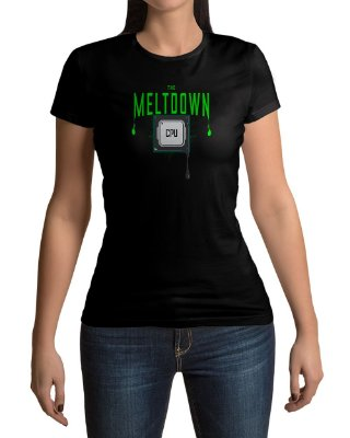 Camiseta PC Gamer The Meltdown