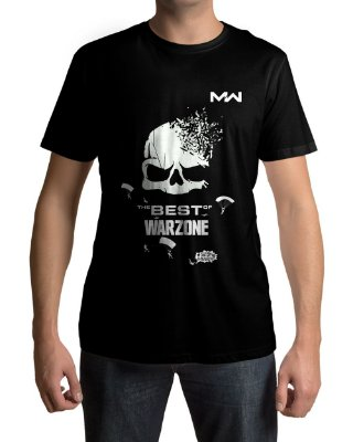 Camiseta Call of Duty Modern Warfare The Best of Warzone