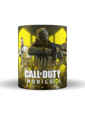 Caneca Call Of Duty Mobile