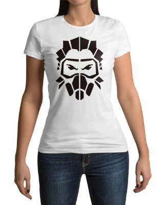 Camiseta APEX Legends Caustic Caçador Toxico