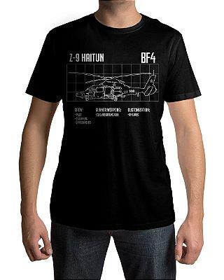 Camiseta BF4 Battlefield 4 Z9 - Haitun