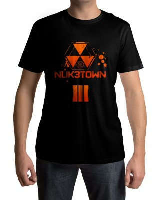 Camiseta Call of Duty Black Ops III - Nuk3town