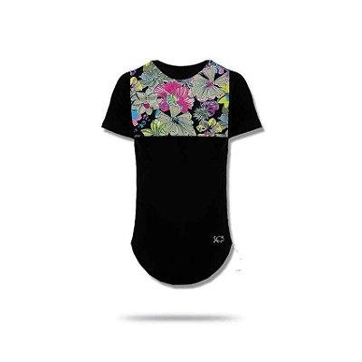 Camiseta Effel Pala Superior Long Line