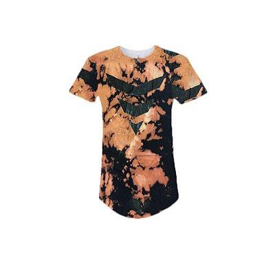 Camiseta Effel Militar estonado