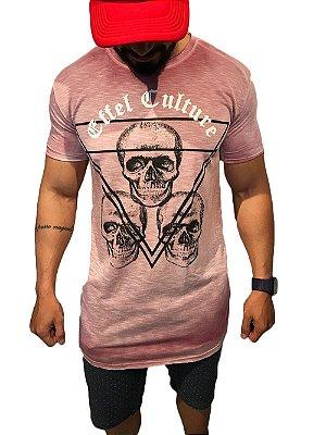 Camiseta Effel l. Skulls
