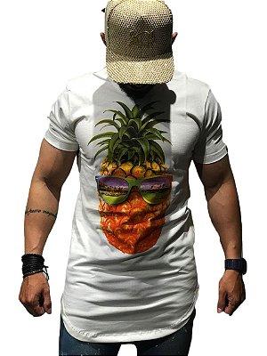 Camiseta Effel long line beach