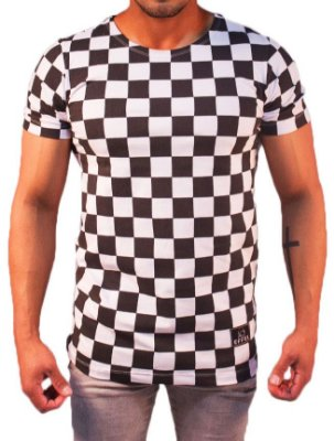 CAMISETA EFFEL L. FLAG RACING
